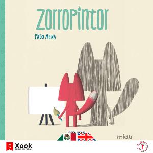 Zorro pintor / Fox Painter