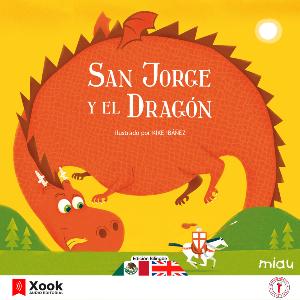 Mi primer libro sobre San Jorge y el Dragón